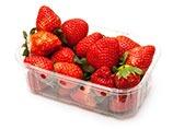Barquette fraise