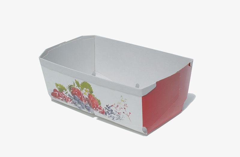 Barquette-carton
