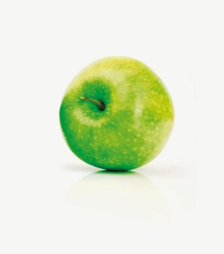 alveole pomme