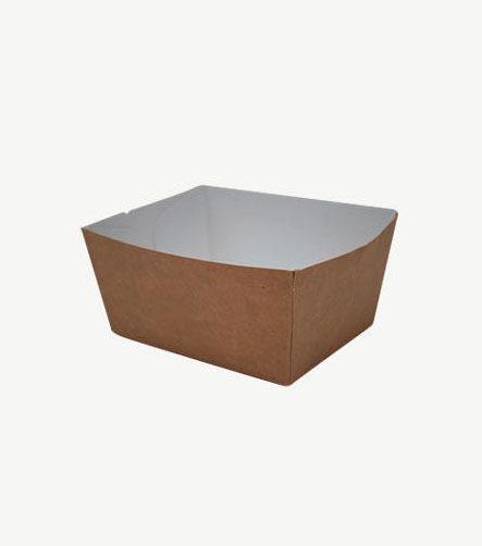 barquette carton fruit