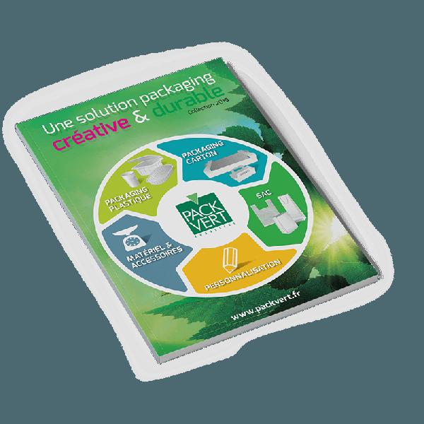 Catalogue Pack Vert