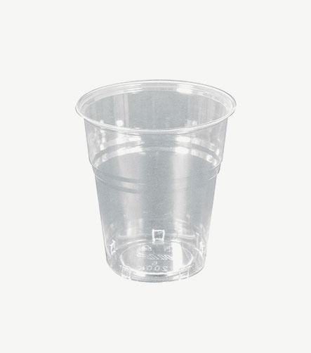 Gobelet PLA transparent- 20 cl
