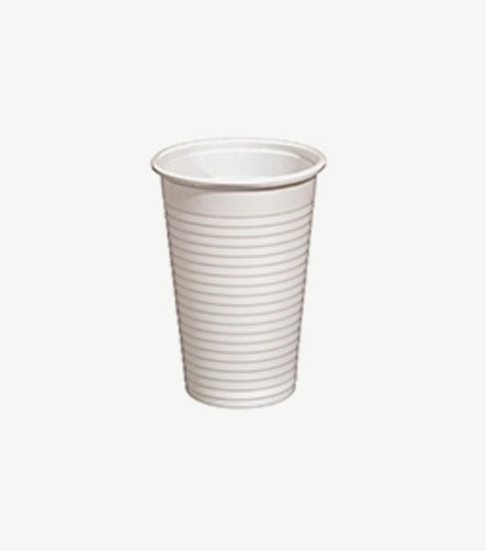 Gobelet blanc - 230 CC - Lot de 100