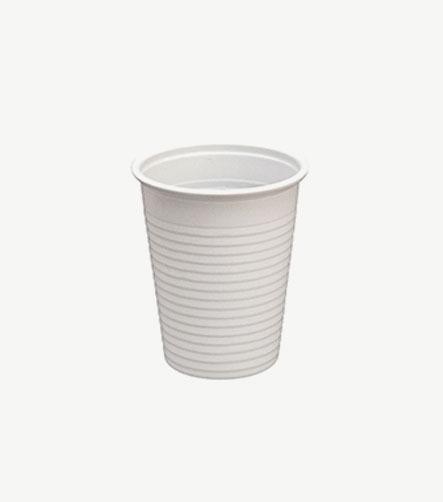 Gobelet blanc - 20 cl