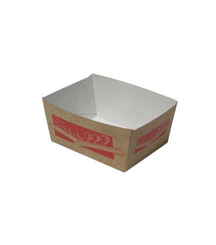 Barquette carton 500gr