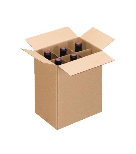 Caisse 6 bouteilles