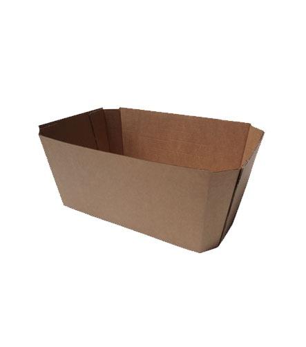 Barquette carton 2kg